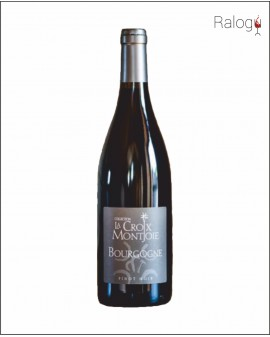 Domaine La Croix Montjoie AOC Borgoña (Pinot Noir) 2019