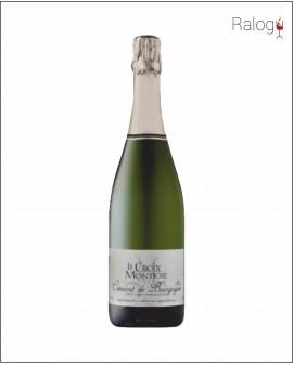 """""""Domaine La Croix Montjoie Cremant de Bourgogne Brut"""