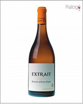 Domaine Chante Cigale Chateauneuf Pape Blanc Extrait 2018