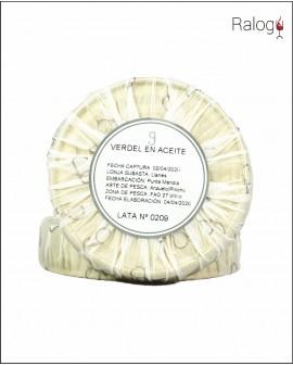 Verdel en Aceite de Oliva (Alalunga)