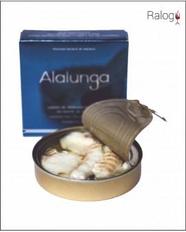 Lomos de Merluza en Aceite (Alalunga)