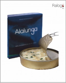 Artesanos Alalunga Merluza en Salsa Verde