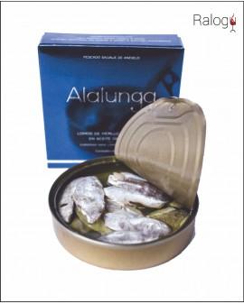 Artesanos Alalunga Cocochas de Merluza en Aceite de Oliva