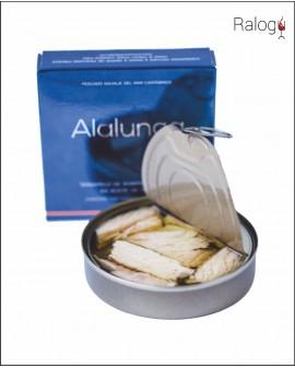 Tarantelo de Bonito en Aceite (Alalunga)