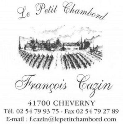 François Cazin - Le Petit Chambord